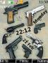 Guns Clock themes
