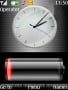 Battery Clock themes
