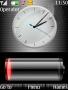 Battery Clock themes