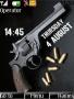 Gun Clock themes