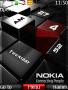 Nokia Digital Clock themes
