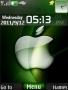 Apple Clock themes