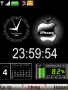Animated Clock Free Mobile Themes