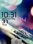 Android Clock themes