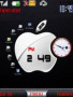 Apple Dual Clock themes