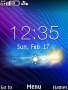 Colour Weather Clock themes