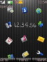 Nokia Touch Clock themes