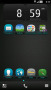 Melo Blue Free Mobile Themes