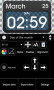 Ultimate Simple Clock Android Theme themes