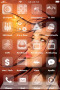 Cute Girl Flying Hairs IPhone Theme themes