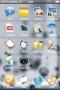 Bubble White Setting IPhone Theme themes