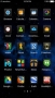 Space Dark Night ICons Android Theme themes