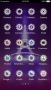 Eiffel Tower Purple Cute Android Theme themes
