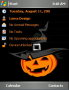 Halloween Hat Gray Free Mobile Themes