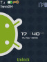 I Droid Clock themes