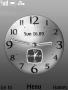 Platinum Clock Free Mobile Themes
