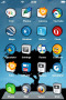 Black Tree & 3D ICons IPhone Theme themes