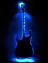 Neon Guitar wallpapers