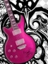 Pink Guitara wallpapers