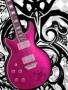 Pink Guitara wallpapers