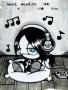 Music Girl wallpapers