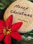 Merry Christmas With Flower wallpapers