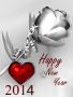 New Year 2014 With Love wallpapers