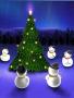Snowman Christmas Tree wallpapers