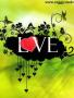Abstract Love Heart wallpapers