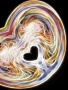 Swirly Heart wallpapers