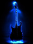 Neon Guitar wallpapers