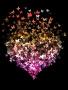 Heart Butterflys wallpapers
