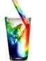 Rainbow Water wallpapers