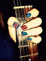 Guitar And England wallpapers