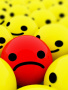 Red Smiley wallpapers