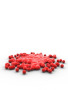 Red 3D Balls wallpapers