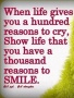 Reason To Smile wallpapers