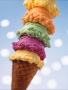 Ice Cream Fruity wallpapers