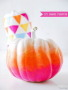 Diy Ombre Pumpkin wallpapers