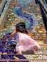 Colors Tiled Steps wallpapers