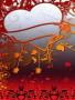 Red Art Heart wallpapers