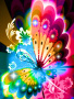 Colored Butterfly wallpapers