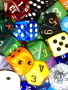 Colors Dices wallpapers