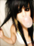 Emo Bubble Girl wallpapers