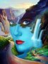 Waterfalls Face wallpapers