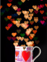 Cup Hearts wallpapers