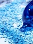 Blue Crystal Glass wallpapers