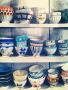 Vintage Old Design Bowls wallpapers