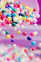 Falling Colorful Candies Android Wallpaper wallpapers
