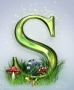 Green Latter S wallpapers